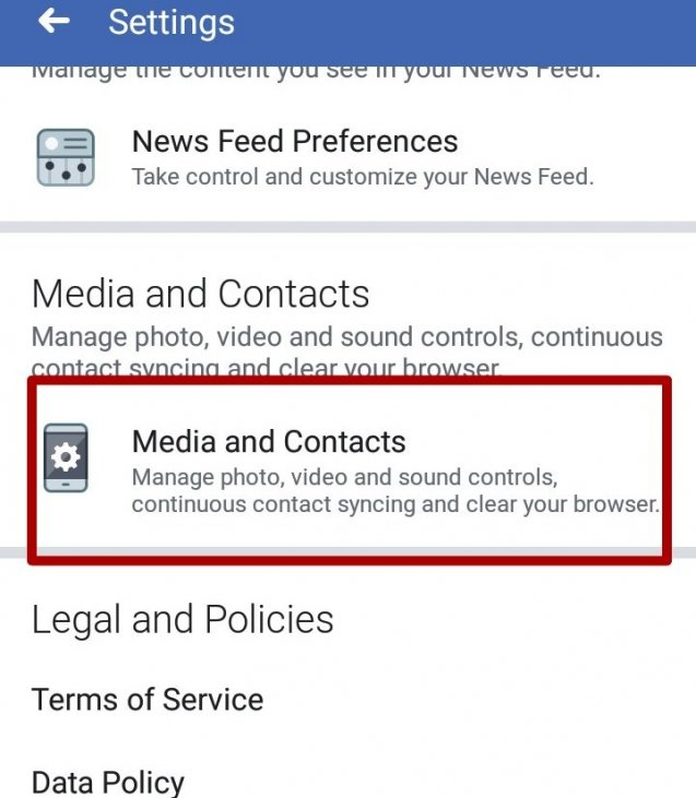 How to Stop Videos from Autoplaying on Facebook App | Shu's Techs