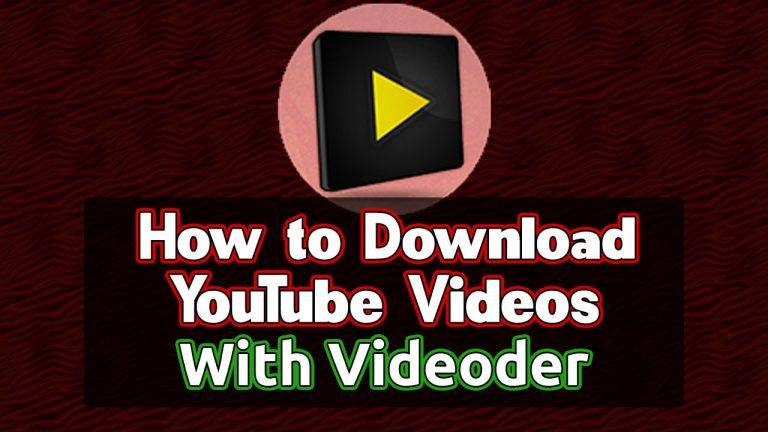 how to download youtube videos using videoder featured image