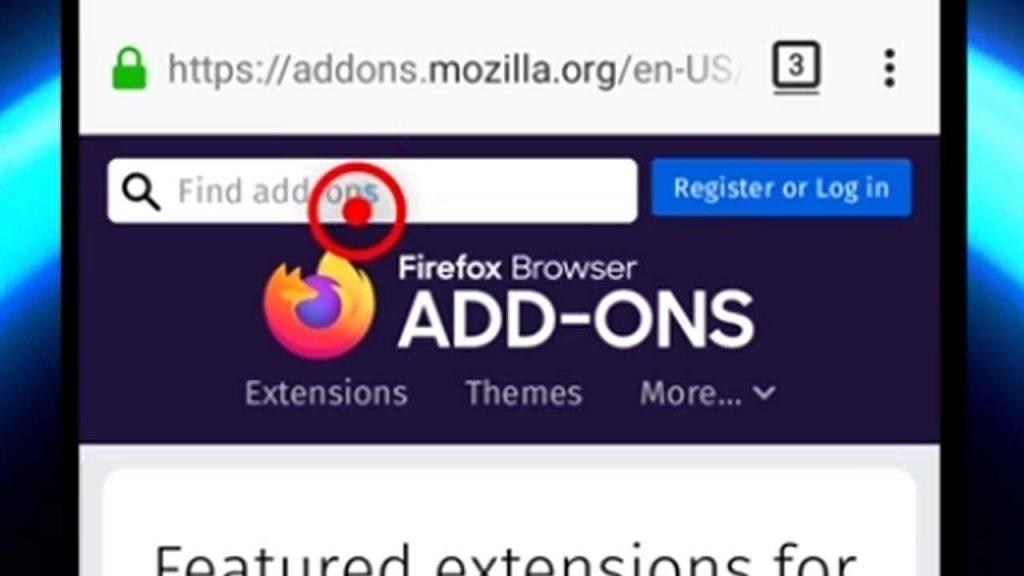 37 firefox addons search bar