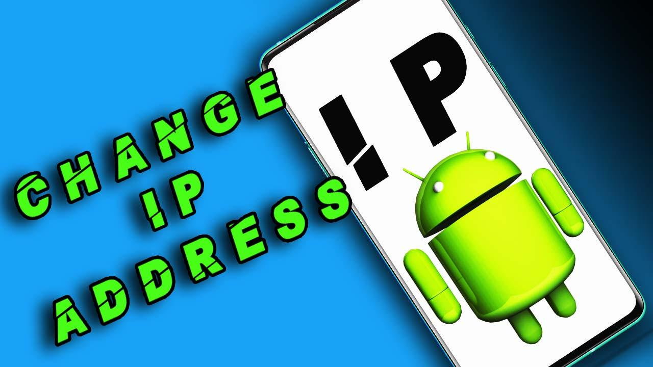 how to change IP address on Android 1