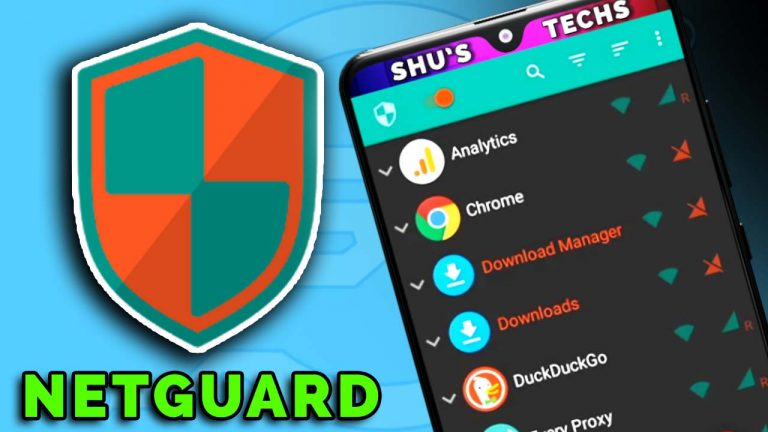 netguard app tutorial android
